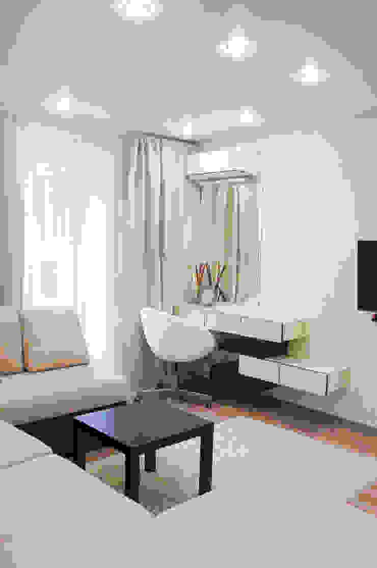 Гостиная- спальня от Мария Суслова дизайн интерьера & декор Эклектичный