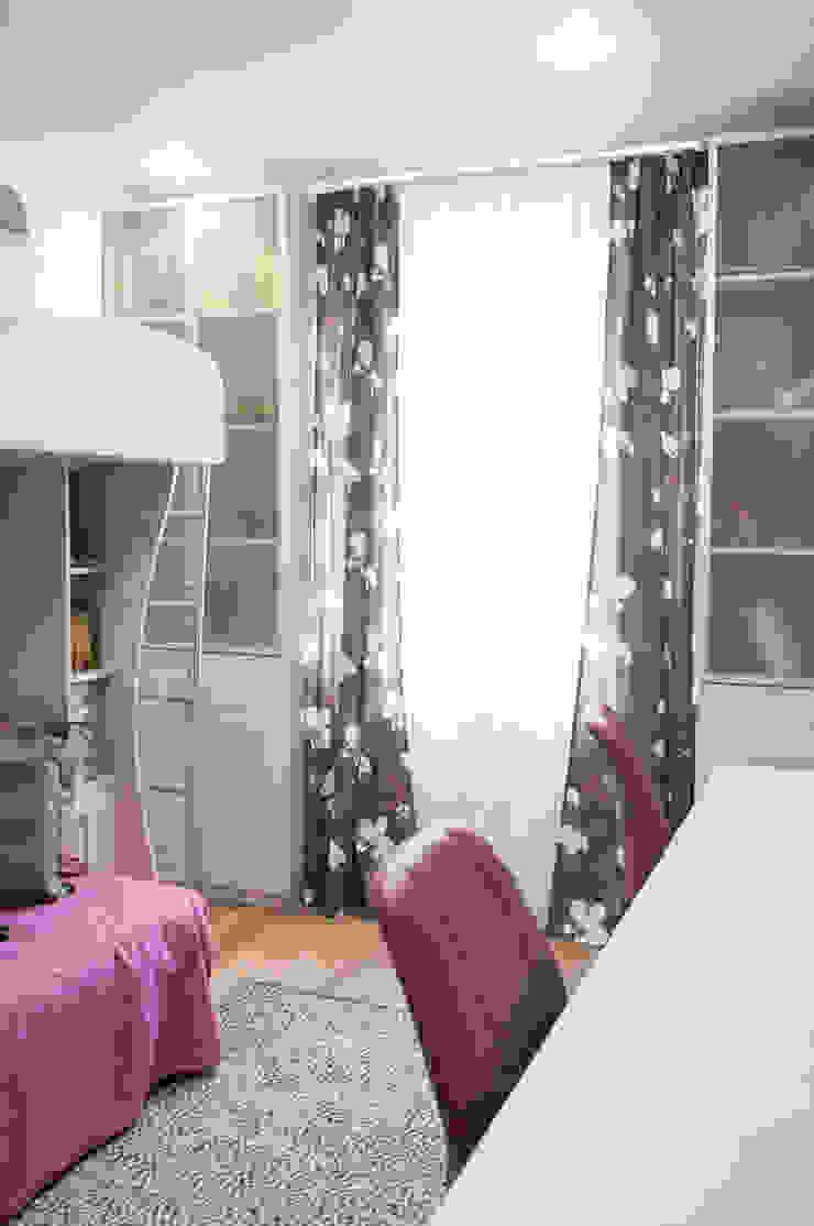 Комната для двух девочек подростков от Мария Суслова дизайн интерьера & декор Эклектичный