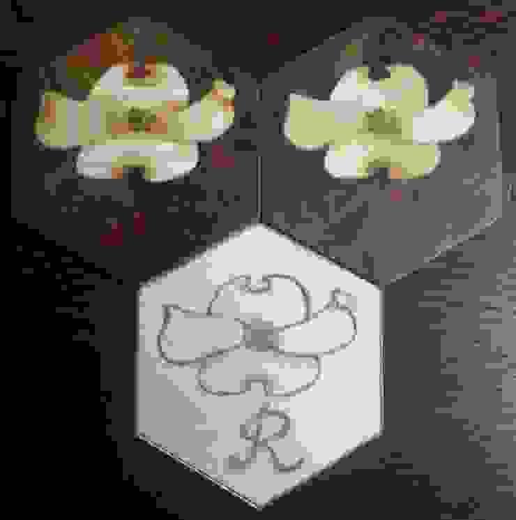 コースター~ハナミズキ~: 二輪草家具が手掛けた折衷的なです。,オリジナル
