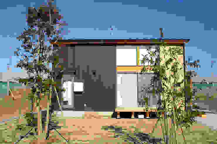 Maisons minimalistes par 環境創作室杉 Minimaliste