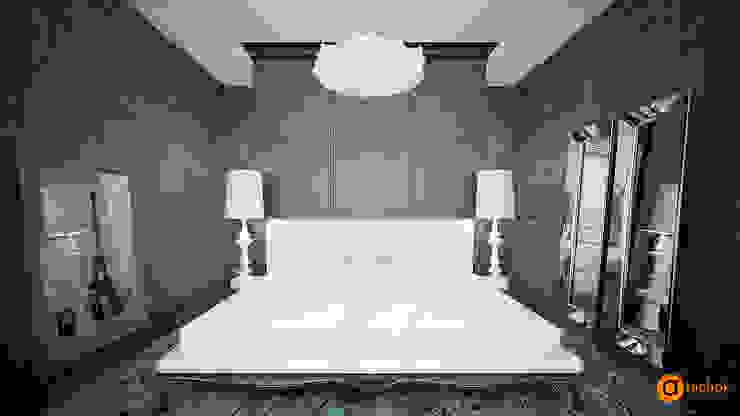 Экстравагантная античность Спальня в колониальном стиле от Artichok Design Колониальный