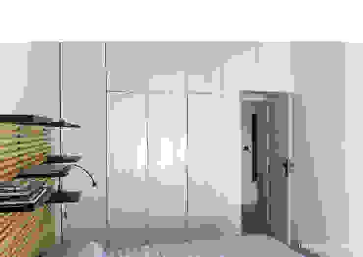 Remodelação de apartamento no Bairro de Alvalade:   por Esfera de Imagens Lda,