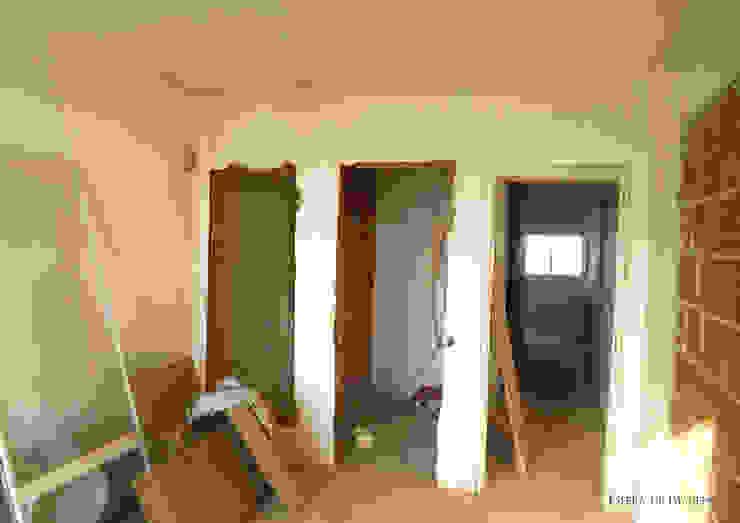 Remodelação de apartamento no Rato - durante a intervenção por Esfera de Imagens Lda