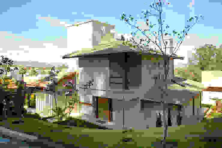 Samy & Ricky Arquitetura Modern houses