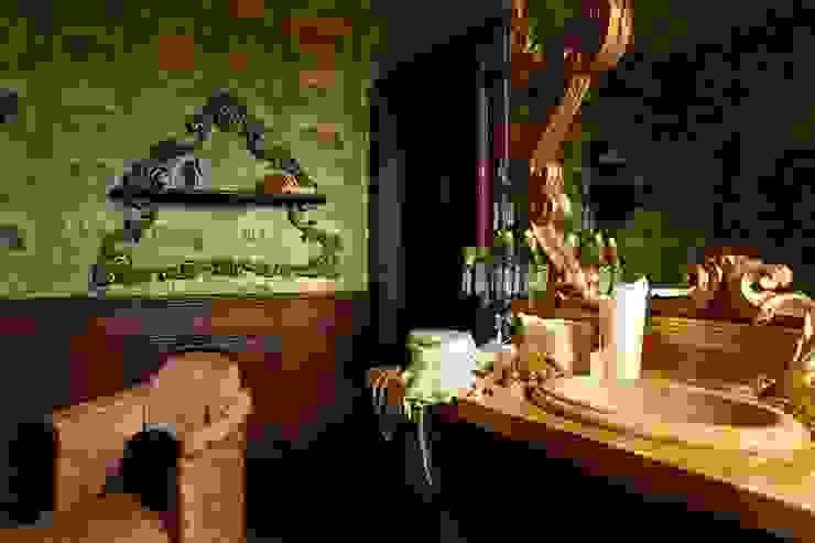 Ванная комната в . Автор – Porte del Passato,