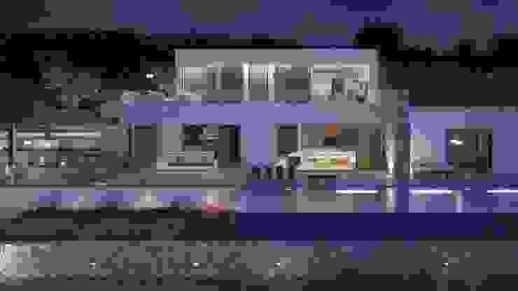 Rumah oleh Atlant de Vent, Modern