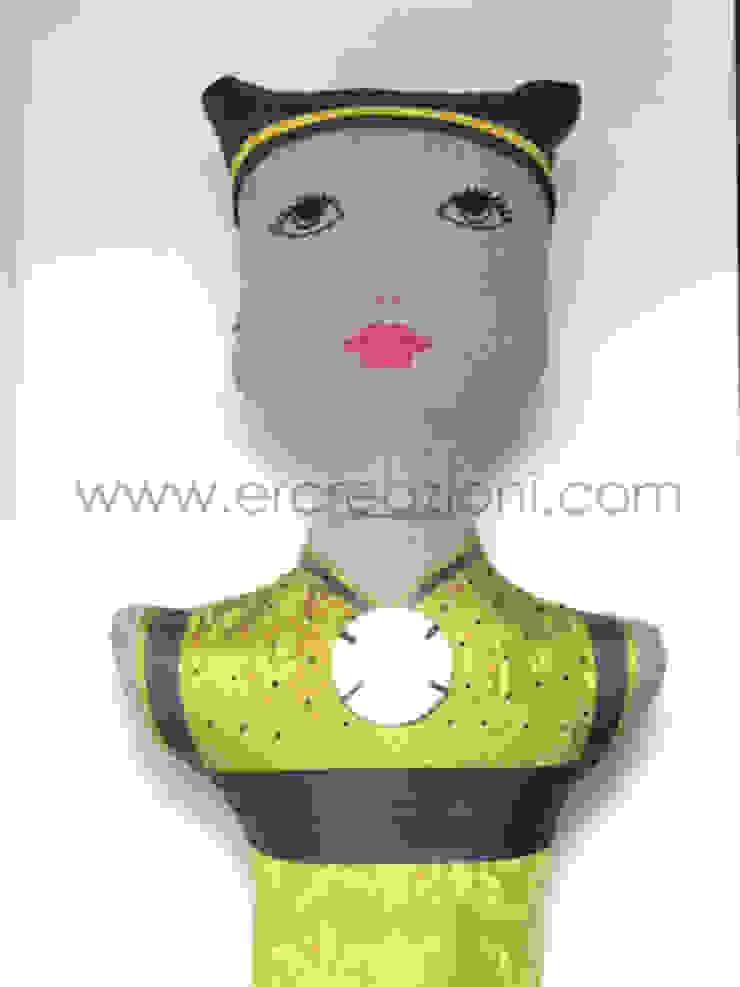 ERcreazioni - Eleonora Rossetti Creazioni 藝術品其他藝術物件 亞麻織品