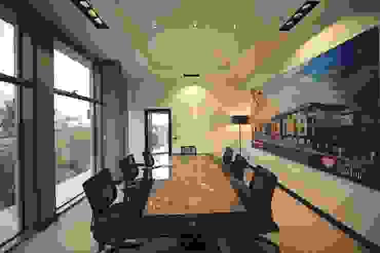 Bureau moderne par Kerim Çarmıklı İç Mimarlık Moderne