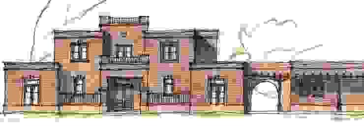 Casa Dodero de Aulet & Yaregui Arquitectos Moderno