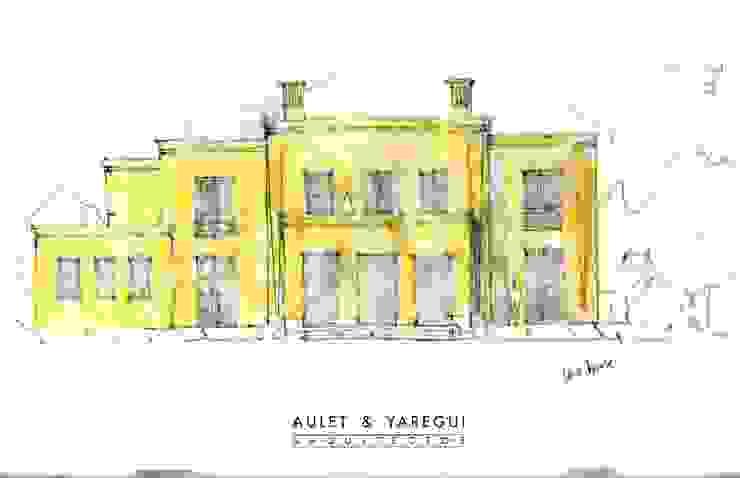 Casa Byrnes de Aulet & Yaregui Arquitectos Moderno
