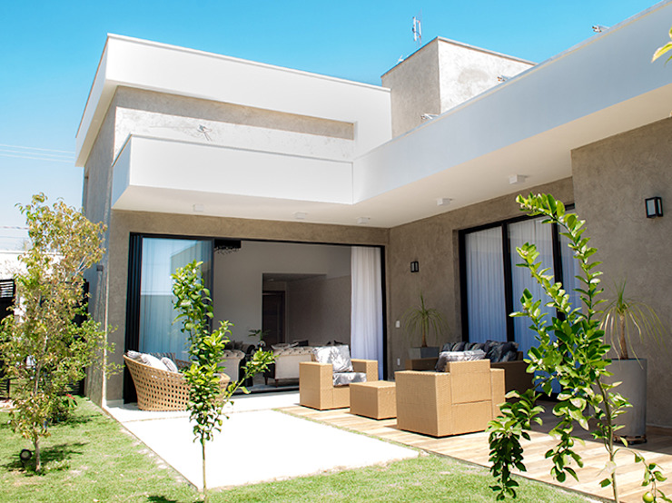 Casas  por Camila Castilho - Arquitetura e Interiores