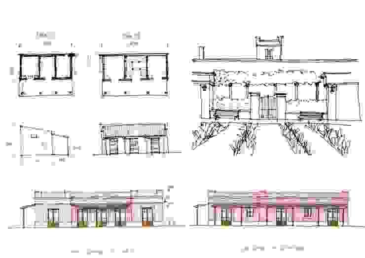 van Aulet & Yaregui Arquitectos Landelijk
