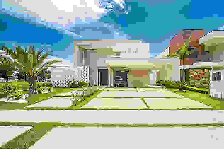 Дома в стиле модерн от Camila Castilho - Arquitetura e Interiores Модерн