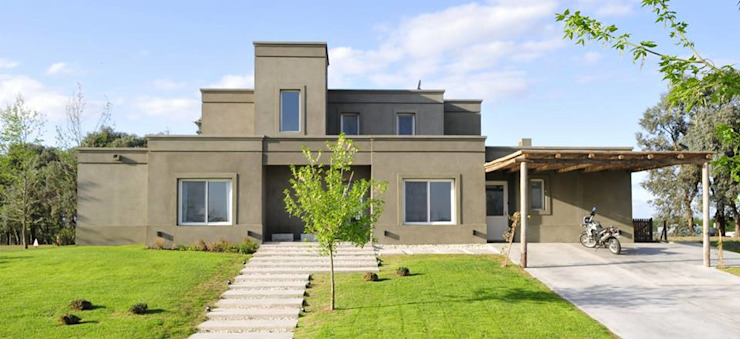 Häuser von Aulet & Yaregui Arquitectos, Modern