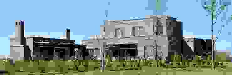 Projekty,  Domy zaprojektowane przez Aulet & Yaregui Arquitectos, Nowoczesny