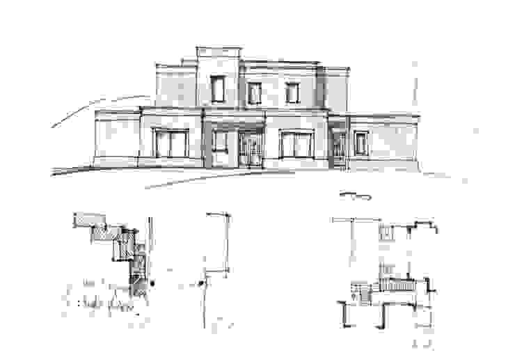 modern  by Aulet & Yaregui Arquitectos, Modern
