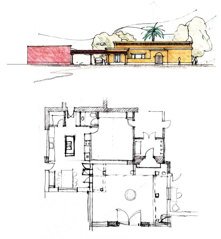 colonial  by Aulet & Yaregui Arquitectos, Colonial