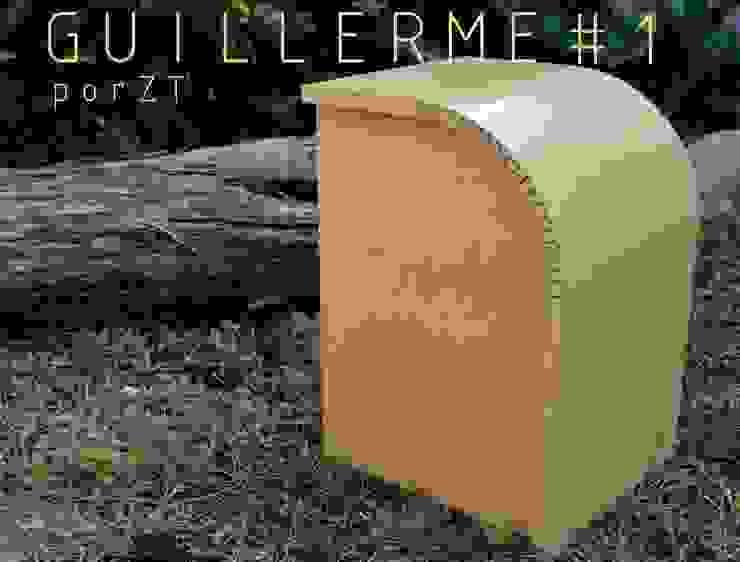 Guillerme de ZT . Diseño de mobiliario Moderno