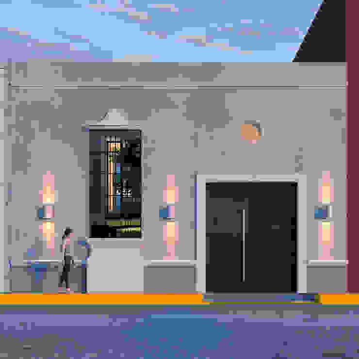NP CC Casas coloniales de Esquiliano Arqs Colonial