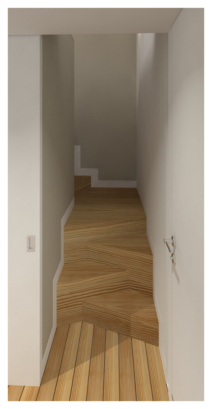 Uma Casa Portuguesa - Alfama (Projeto 3D) por Uma Casa Portuguesa