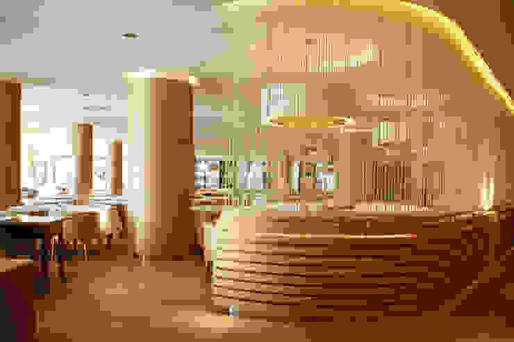 Ekrem Yigit-Işıkizi Görsel iletişim Dinding & Lantai Modern
