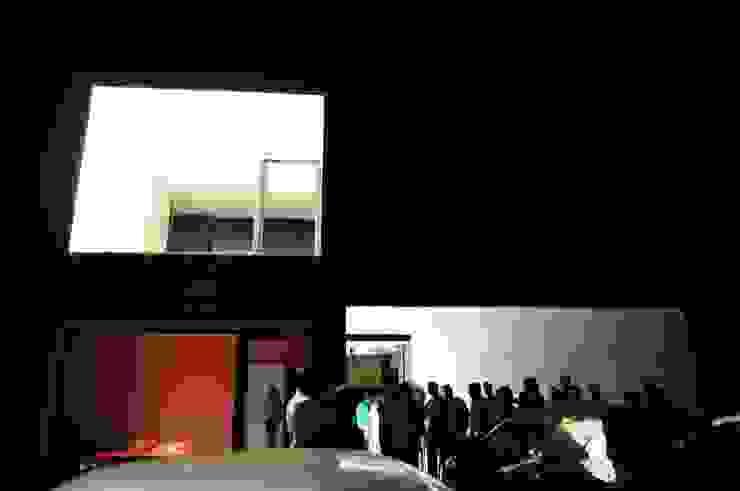 Casa Atouguia Casas minimalistas por Escala Absoluta Minimalista
