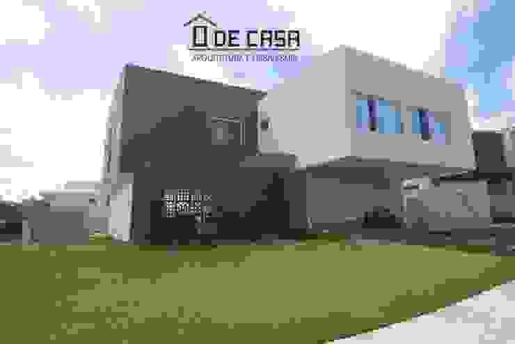 Alphaville litoral norte I Casas modernas por o de casa arquitetura Moderno
