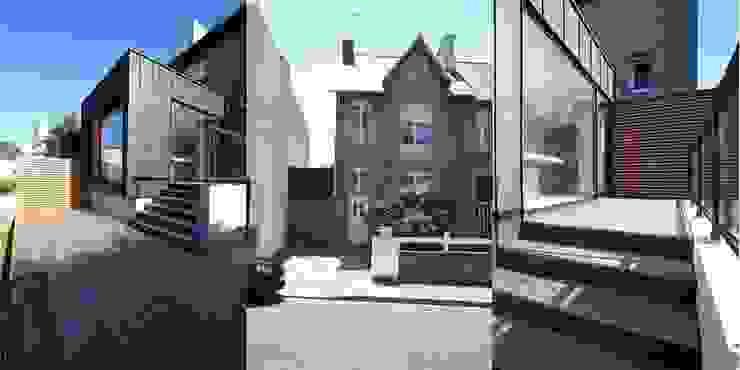Casas modernas de Trace & Associes architecture et architecture d'intérieur Moderno