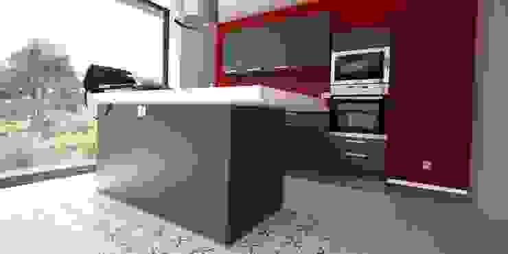 Cocinas modernas de Trace & Associes architecture et architecture d'intérieur Moderno