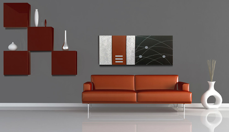 Living room by AtelierValverde,