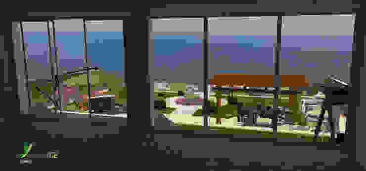 Binadan görünüm konseptDE Peyzaj Fidancılık Tic. Ltd. Şti. Akdeniz