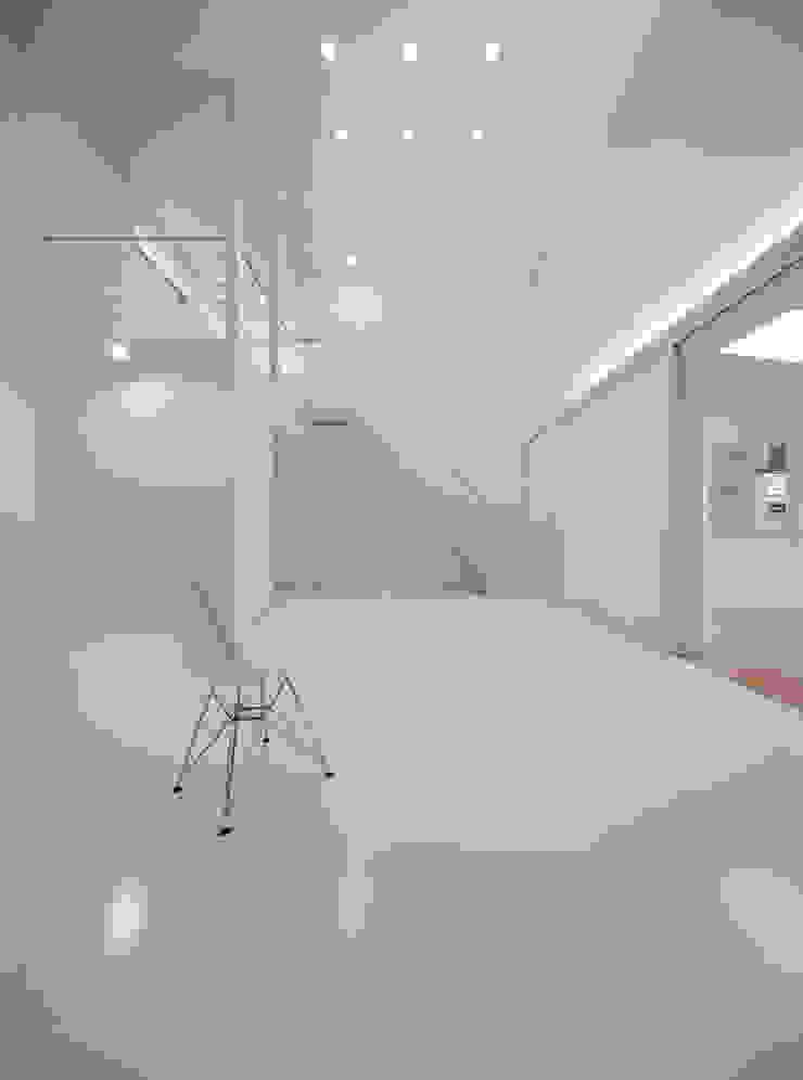 黒髪町の家 モダンデザインの 書斎 の 一級建築士事務所ヒマラヤ(久野啓太郎) モダン