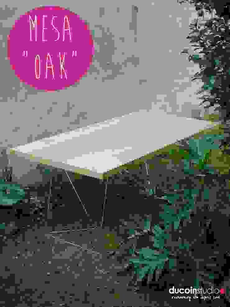 сучасний  by Ducoinstudio Diseño de Mobiliario, Сучасний