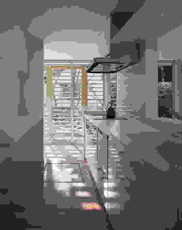 黒髪町の家 モダンな キッチン の 一級建築士事務所ヒマラヤ(久野啓太郎) モダン