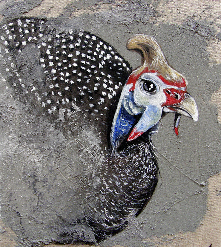 Odile Laresche Artiste Peintre Animalier 藝術品其他藝術物件