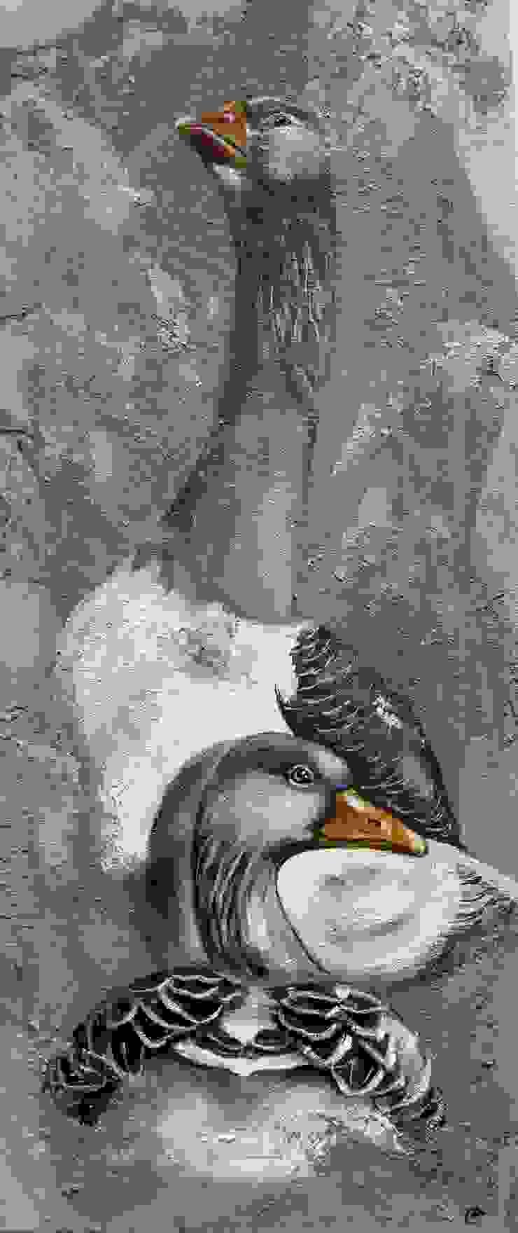 Odile Laresche Artiste Peintre Animalier Camera da lettoAccessori & Decorazioni