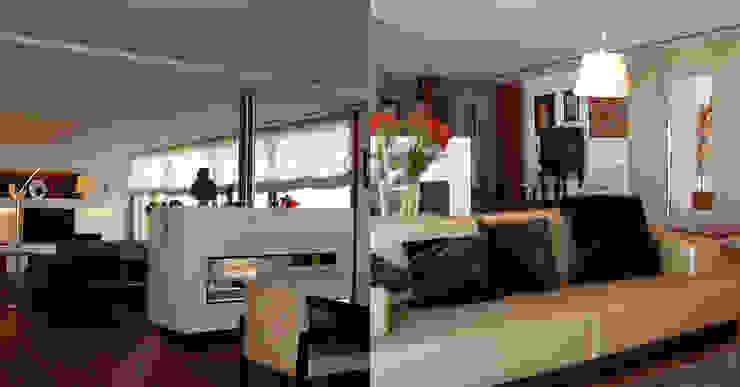 Inexistencia Lda Moderne Wohnzimmer