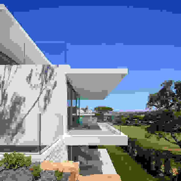 Maisons minimalistes par JSH Algarve Arquitectura Lda Minimaliste