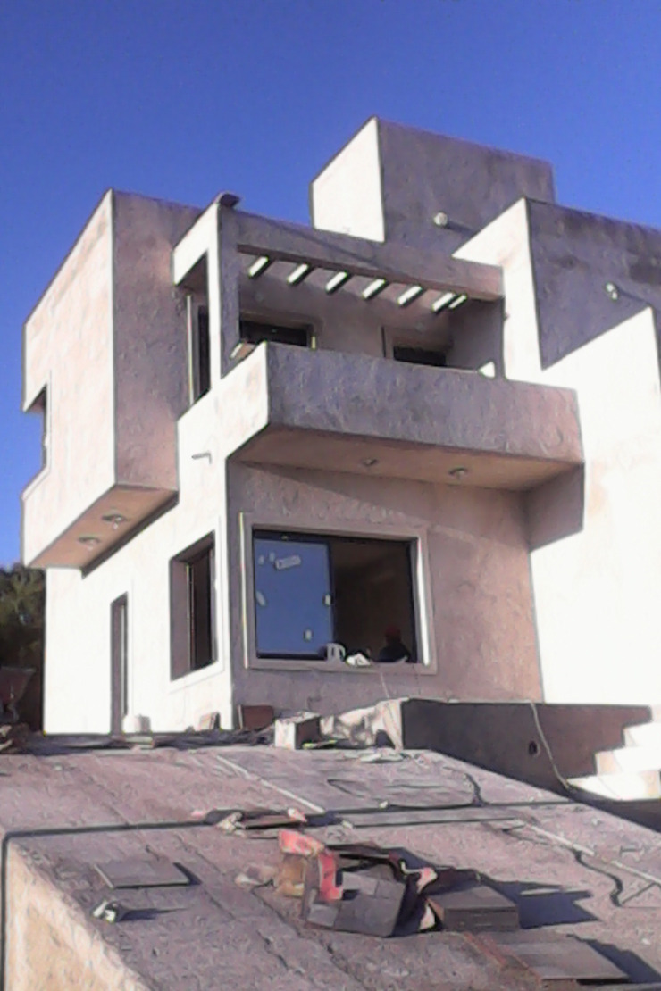 모던스타일 주택 by SITTNER / RONCO RAMPULLA ARQUITECTOS 모던