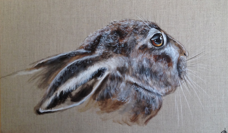 Odile Laresche Artiste Peintre Animalier SalasAccesorios y decoración
