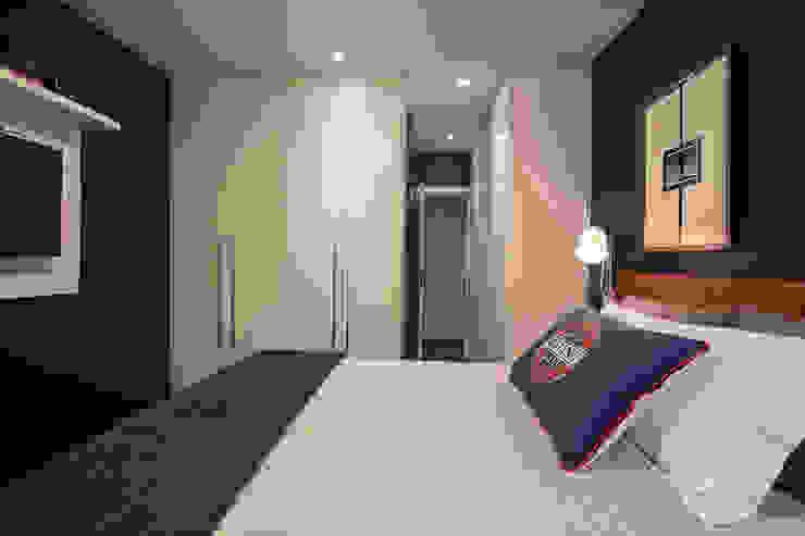 Apartamento Leblon Quartos modernos por Duplex Interiores Moderno