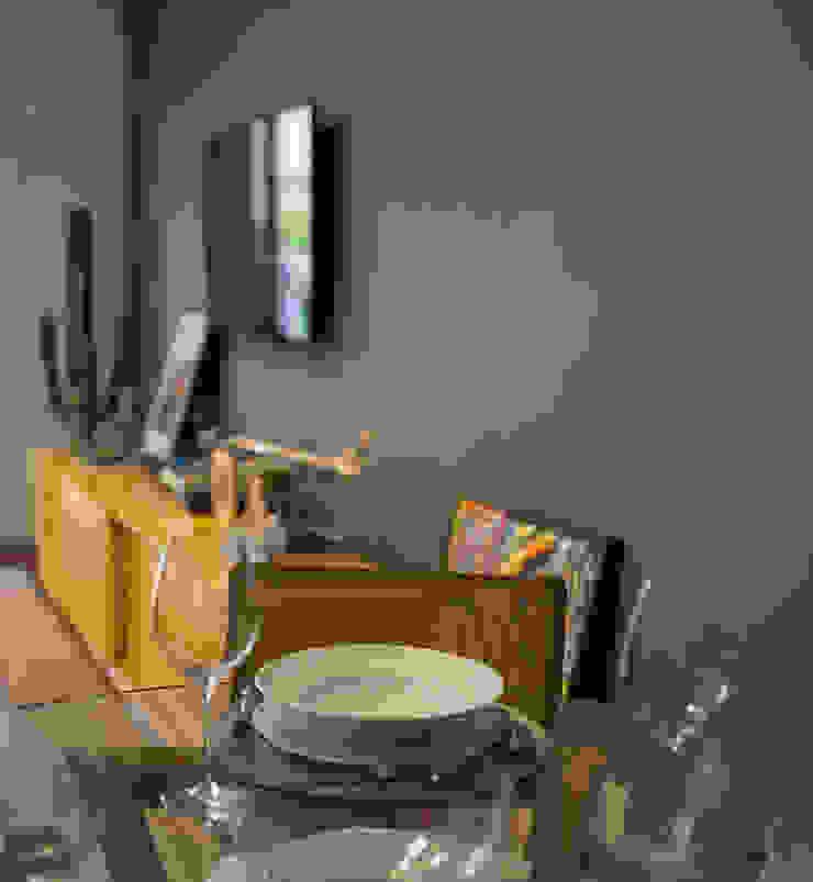 Apartamento Leblon Salas de jantar modernas por Duplex Interiores Moderno