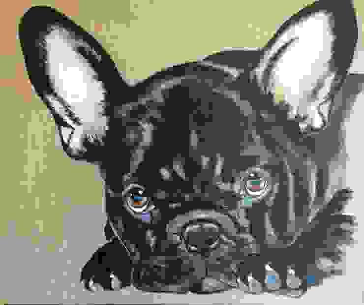 Odile Laresche Artiste Peintre Animalier ArtePiezas de Arte