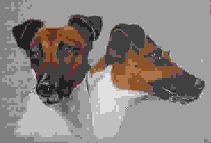 Odile Laresche Artiste Peintre Animalier EstudioAccesorios y decoración