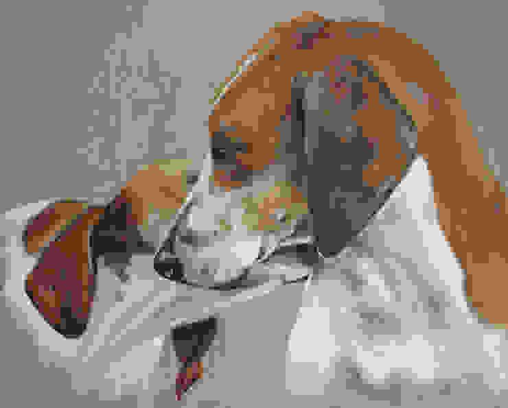 Odile Laresche Artiste Peintre Animalier Paredes y pisosCuadros y marcos