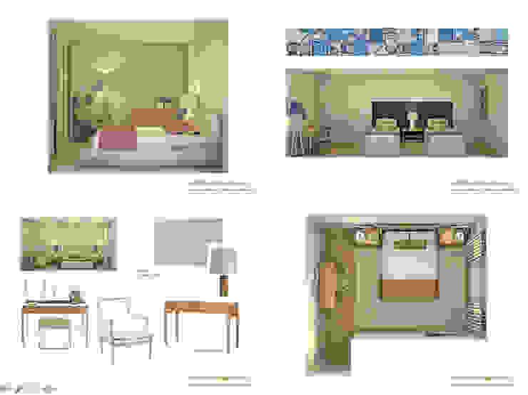 Uma casa com vista por Architect Your Home Moderno