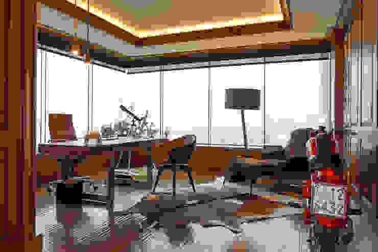 Hansi Arquitectura Modern Media Room