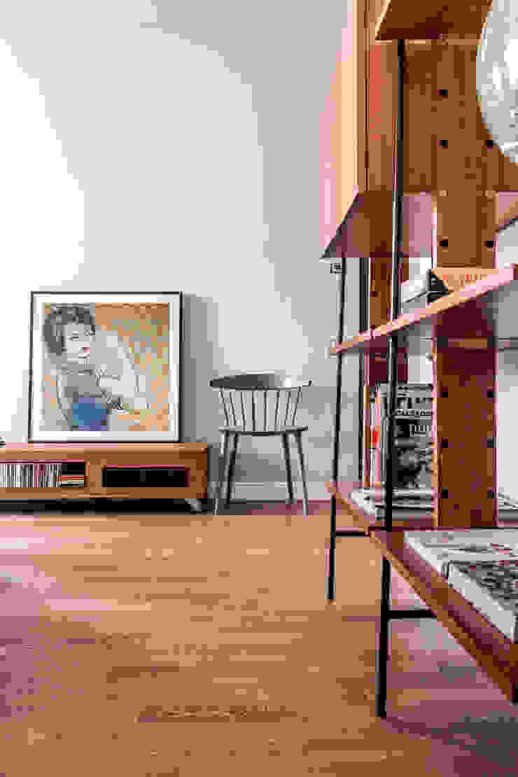 Livings de estilo escandinavo de Galleria del Vento Escandinavo