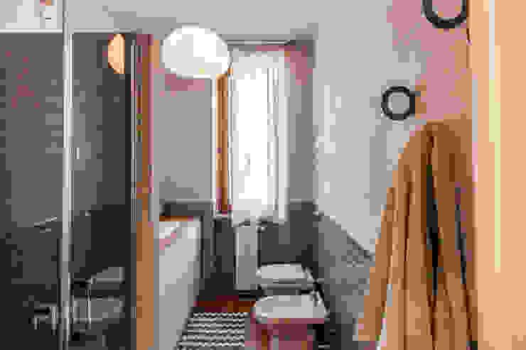 Scandinavian style bathroom by Galleria del Vento Scandinavian