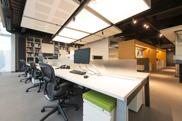 Hansi Arquitectura Modern study/office